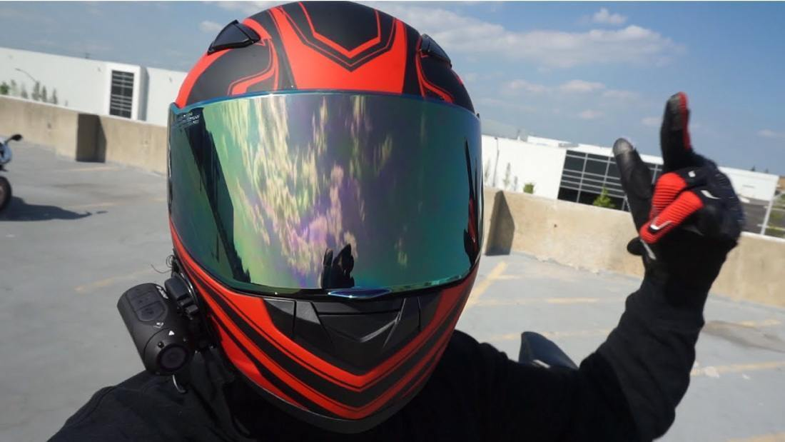 How can voss motorcycle helmet maximize your safety?