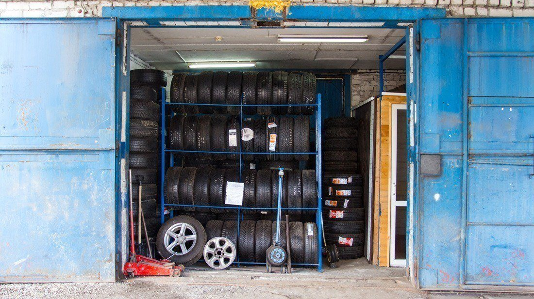 How to Choose Tire Rack
